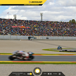 Fanpic Sponsorship Activation Case Study: Spain MotoGP – DUNLOP