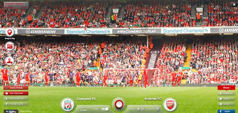 Fanpic Sponsorship Activation Case Study: A Full Season With Liverpool FC