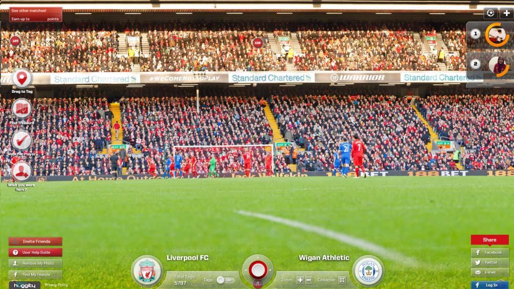 Liverpool-v-Wigan