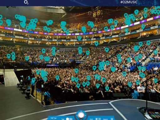 FanPic Sponsorship Activation Case Study: Muse at the O2 in London