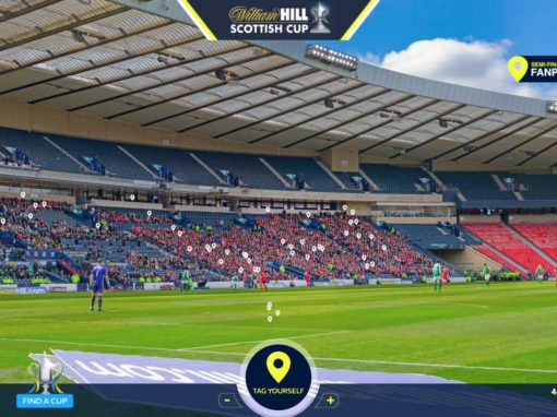 William Hill Scottish Cup Semi Final 1
